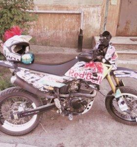 Motard 200cc