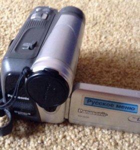 Кассетная видеокамера Panasonic NV-GS6EE
