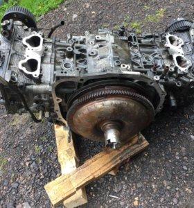 Двигатель на субару форестер
