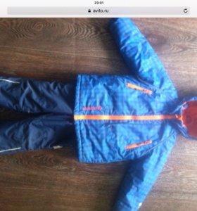 Зимний костюм крокид