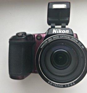 Nikon Coolpix L840 (16mp,Wi-Fi,HD)