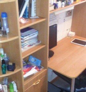 Детская стенка с письменным столом