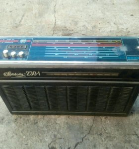 Радиоприёмник Спидола 230-1
