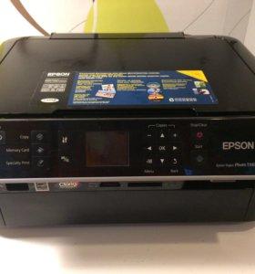 МФУ Epson TX659