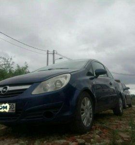 Opel corsa d 2007 1.2 AT (110000 км)