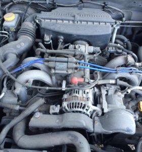 Двигатель 1,5 Субару импреза