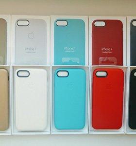 На iphone 7 защитные чехлы кожа