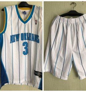 Форма баскетбольная New Orleans