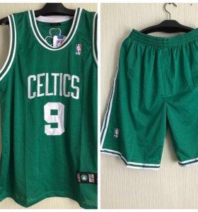 Форма баскетбольная Celtics