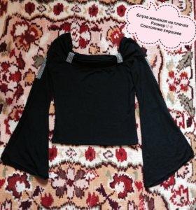 Блуза нарядная женская 42