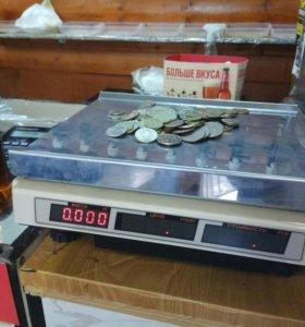 Весы торговые ВР-05МС-3/0.5БР