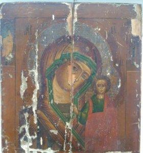 Антиквариат. Икона под реставрацию XVII-XVIII вв