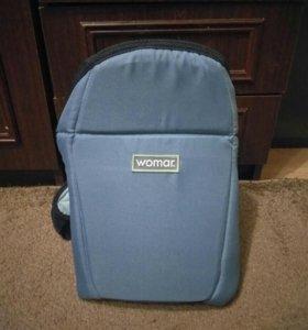 Переноска рюкзак кенгур Womar