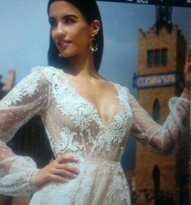 Свадебное платье Milla nova silja