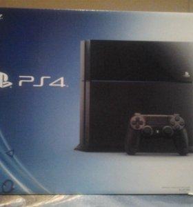 Sony PlayStation 4 + куча игр
