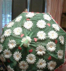 Зонт для фотосессий