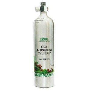 Алюминиевый баллон CO2 Ista