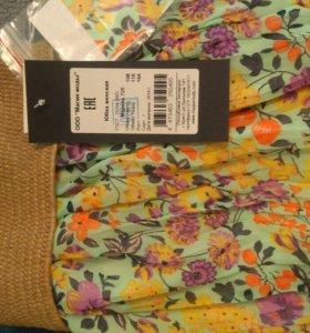 Новая, длинная юбка на лето.
