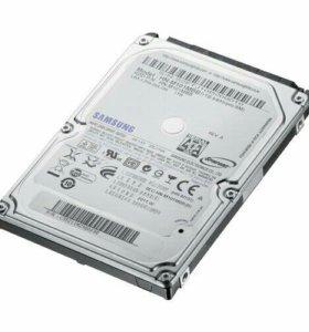 Жёсткий диск 2.5 1 Tb Samsung HN-M101MBB