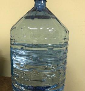 Компания по производству и доставке воды в 18,9л.