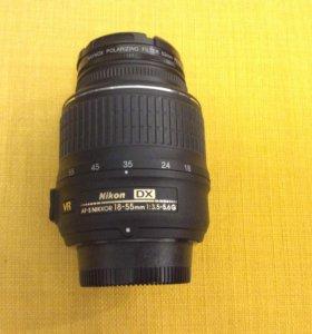 Nikon AF-S NIKKOR 18-55mm 1:3.5-5.6G