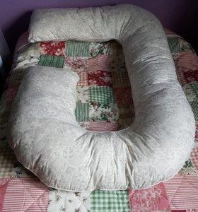 Новая подушка для беременных и кормящих мамочек.
