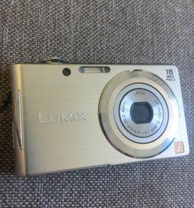 Фотоаппарат Panasonic DMC-FS18