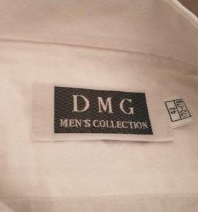 Продается белая мужская рубашка