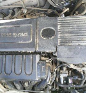 Двигатель Mazda 3 1.6