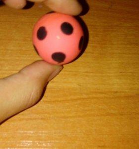 Мяч попругунчик