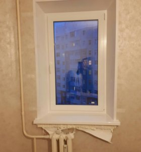 Реставрация обшивки пластиковых окон ПВХ