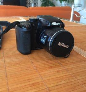 Камера Nikon coolpix p500