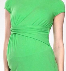 Новая футболка (блуза) для беременных