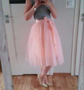 Фаниновая юбка