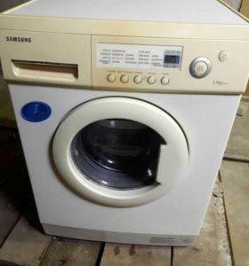 Стиральная машина SAMSUNG 5.5kg