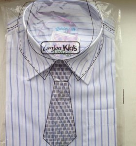 Новая Рубашка короткий рукав
