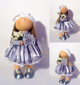 Куколки текстильные на заказ