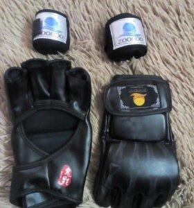 Продам грушу боксерскую, перчатки и бинты новые
