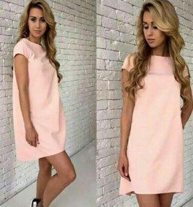 Платье новое. Шифон 46-48