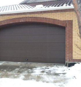 Автоматические ворота гаражные и уличные