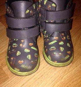 Ботинки весна -осень