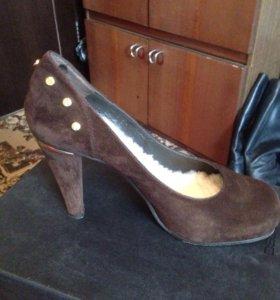 Туфли женские 38 размер, италия