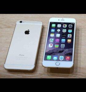 iPhone 6 16gb без touch id новый!!!