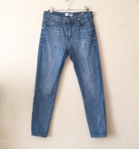 Girlfriend jeans mango 46-48