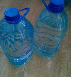 Пластиковые бутылки 5 л