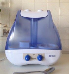 Увлажнитель и ионизатор воздуха Аквос