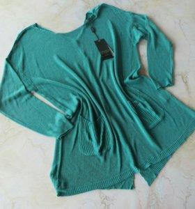 Новый пуловер 54-56