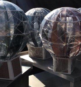 Воздушный шар люстра- фонарь- светильник