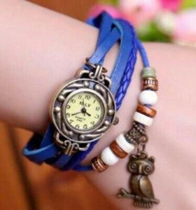 Новые часы-браслет