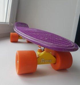 Pennyboard original 22' лонгборд круизер скейтборд